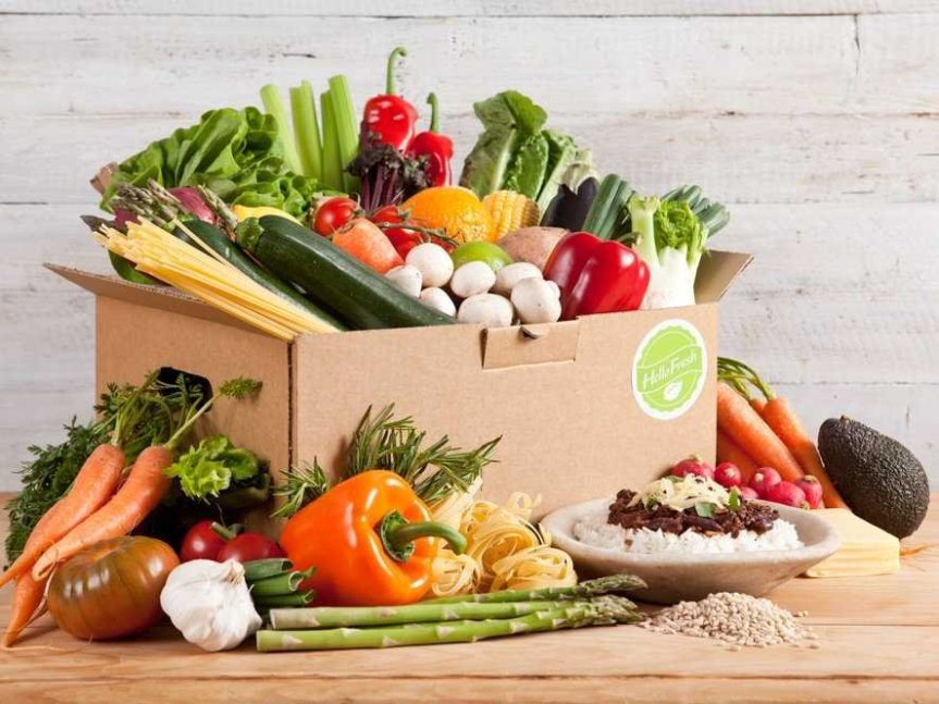 HelloFresh: a Vegetarian Review
