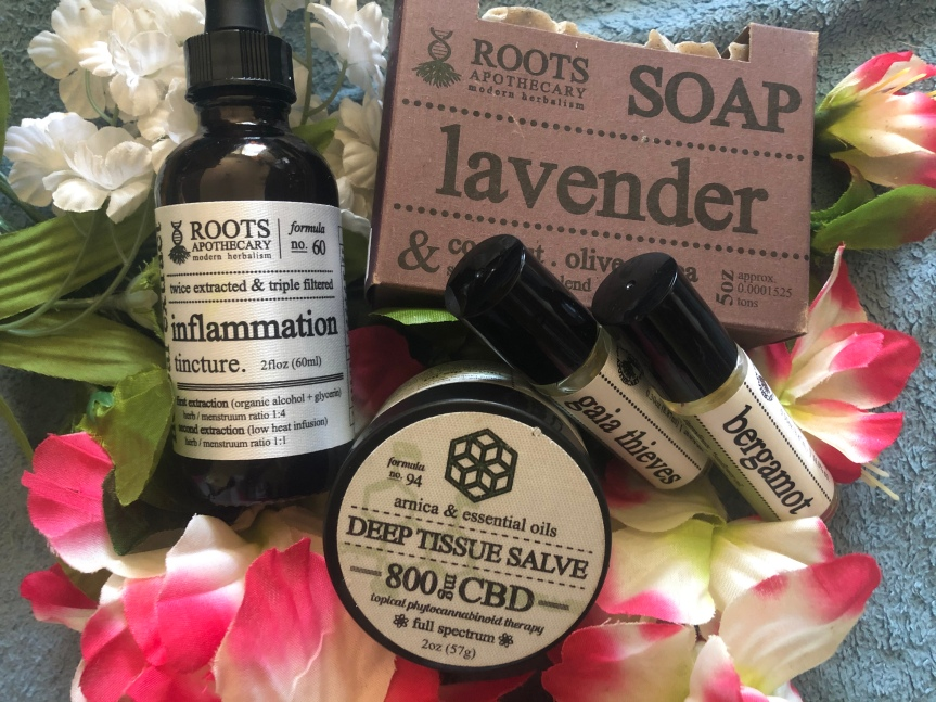 Roots Apothecary – Support For Your Body and Mind